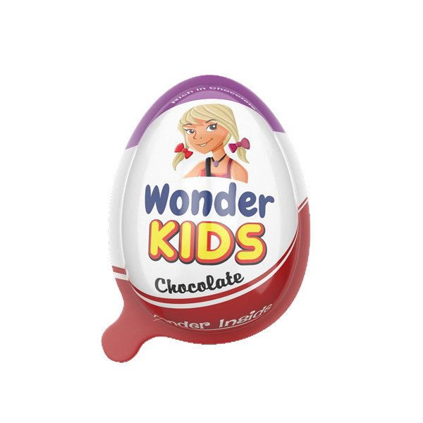 Pran Wonder Kids Rich In Chocolate 20g