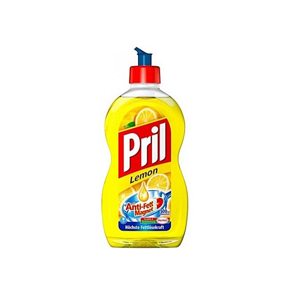 Pril Lemons Power Dishwashing Liquid 500 Ml