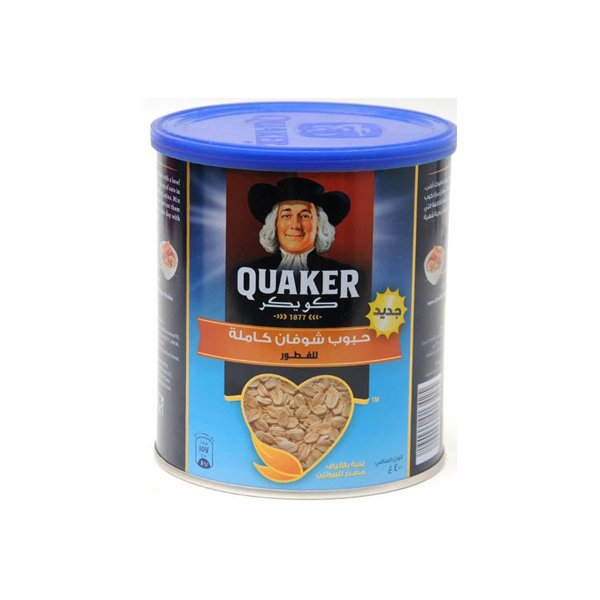 Quacker Whole Oats 400g
