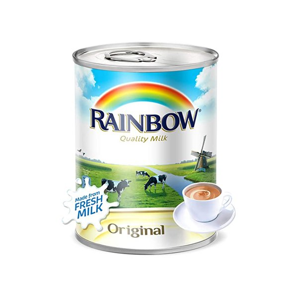 Rainbow Milk Vitamin D 410g