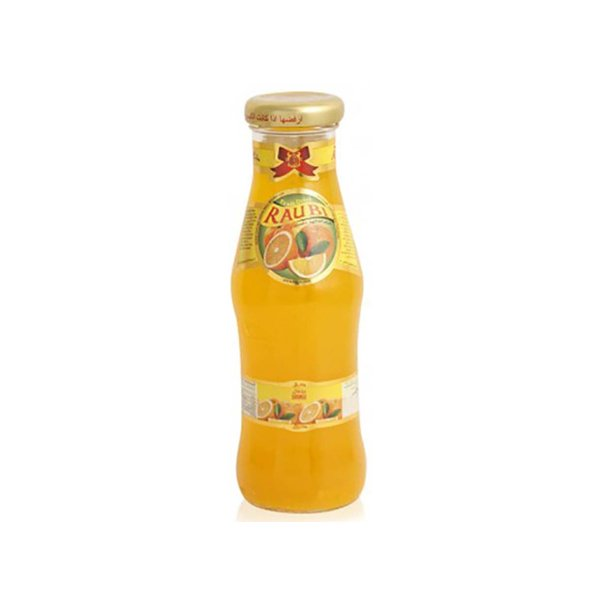 Raubi Orange Juice 170ml