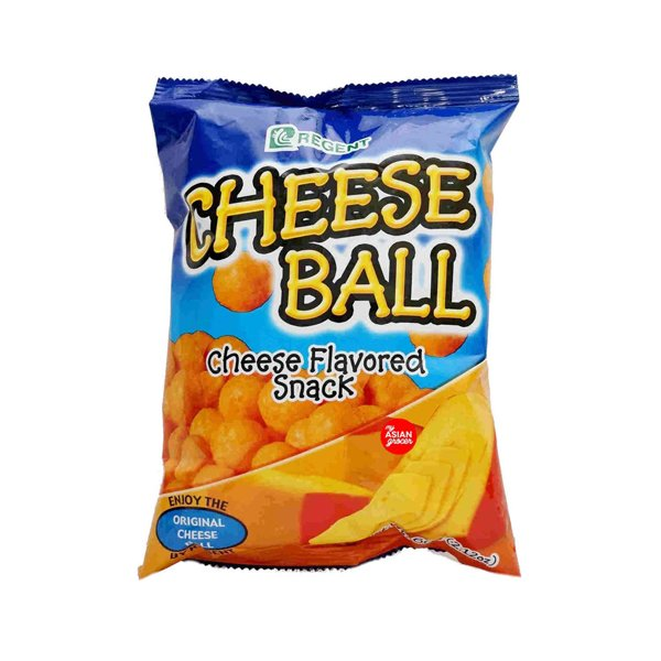 Regent Cheese Ball Chips 60gm