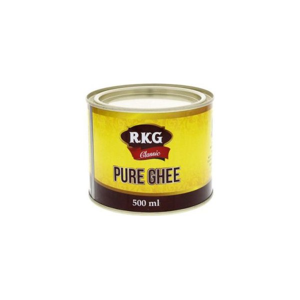 Rkg Pure Ghee 200ml