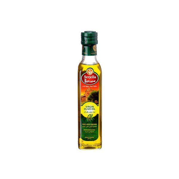 Serjella Virgin Olive Oil  250 Ml