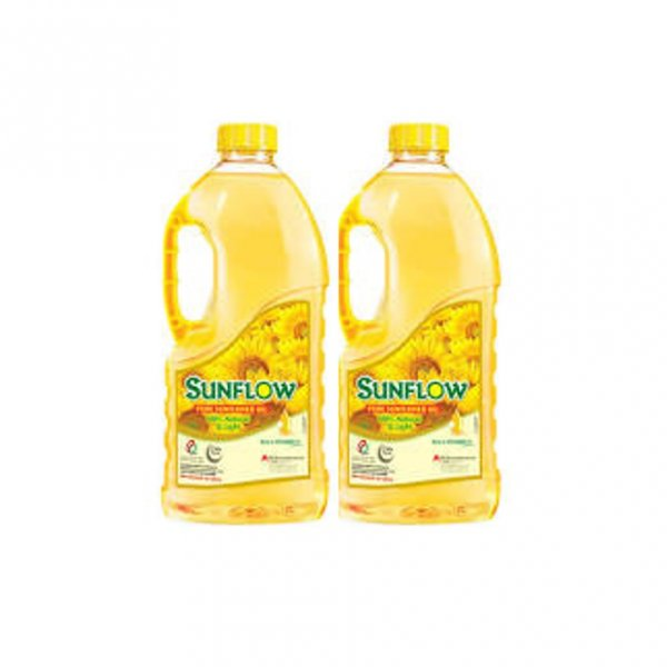 Sunflower Oil 2 X 1.5l