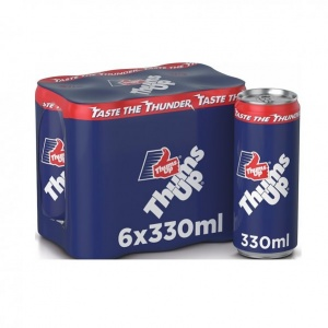 THUMS UP 6 X 330ml