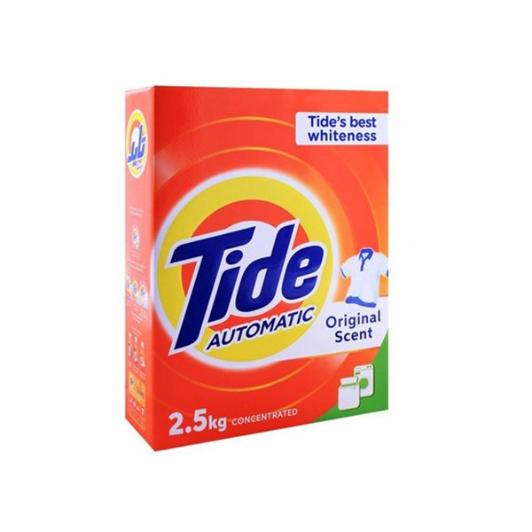 Tide Original Scent Washing Powder 2.5kg