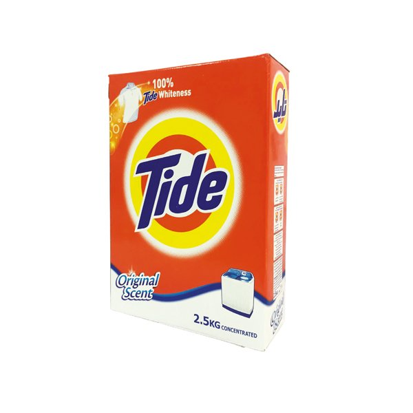 Tide Powder Automatic Original Scent 2.5kg