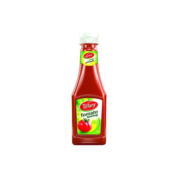 Tiffany Tomato Ketchup 340gm