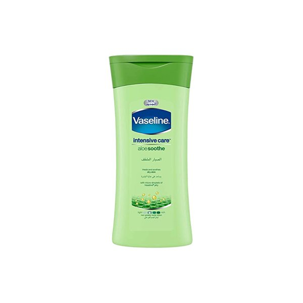Vaseline Body Lotion Aloe Soothe 200ml