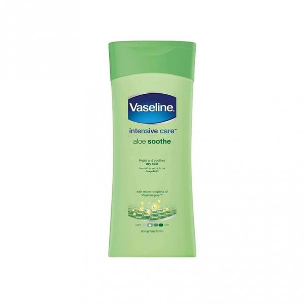 Vaseline Intensive Care Aloe Soothe Lotion 200ml